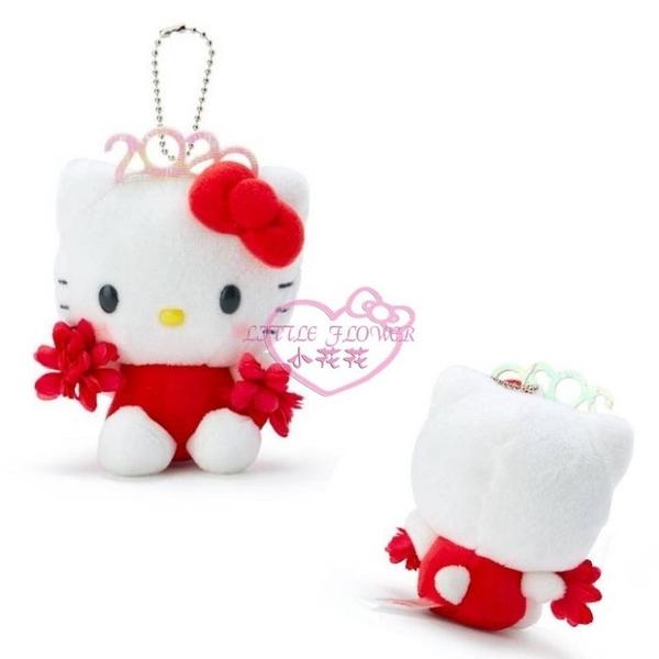 小花花日本精品 Hello Kitty美樂地布丁狗大耳狗慶祝2020系列造型玩偶吊飾~3