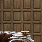木紋壁紙  木框紋壁紙 客廳壁紙【法國壁紙】 KOZIEL8888-313