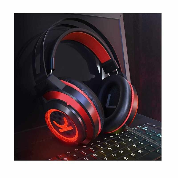 VANKYO 遊戲耳機+降噪麥克風 CM7000 Authentic 7.1 Surround Sound Stereo Headset [2美國直購]