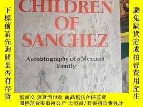 二手書博民逛書店THE罕見CHILDREN OF SANCHEZ【無字跡無勾畫】Y18910 Oscar Lewi Vinta