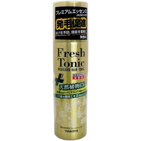日本 柳屋 YANAGIYA 增強版無香料頭皮滋養噴霧 (190g)