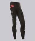 【免運】免運VIRUS美國百樂仕慢跑/登山/打球/健身 男子咖啡紗保暖緊身V2機能褲 SiO9 非Nike UA