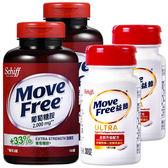 Schiff-Move Free加強型葡萄糖胺150顆+益節加強型迷你錠30錠(各2瓶)
