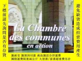 二手書博民逛書店At罕見Work inthe House of Commons-
