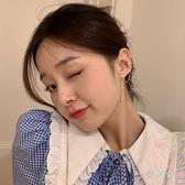 蝴蝶耳釘女氣質韓國耳夾耳環流蘇耳飾【少女顏究院】