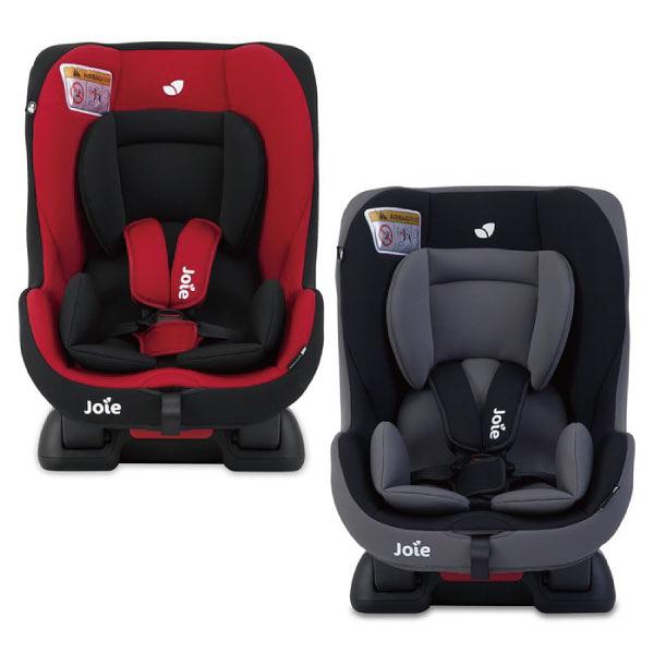 【贈安全帶輔助環扣】奇哥JOIE tilt 雙向汽座0-4歲-透氣升級版/汽座/安全汽座(紅/灰黑)