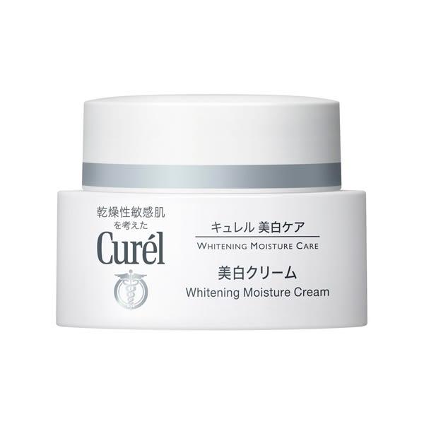 Curel珂潤 潤浸美白深層保濕乳霜40g【康是美】