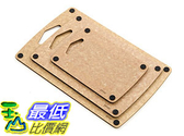 [美國直購] Epicurean B0134QWOPU 砧板 Prep Series Nonslip Cutting Boards, Natural 美國製 三件裝