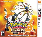3DS 精靈寶可夢 太陽(美版代購)