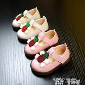 嬰兒鞋 女童公主鞋皮鞋春秋夏季嬰幼兒學步鞋女寶寶單鞋0-1-2歲韓版 童趣屋