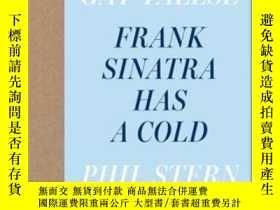 二手書博民逛書店Frank罕見Sinatra Has A Cold Collec
