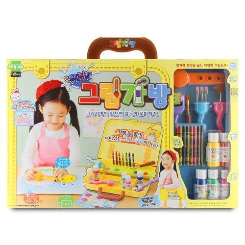 《 MIMI WORLD 》我是小畫家提包組╭★ JOYBUS玩具百貨