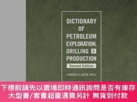 二手書博民逛書店Dictionary罕見Of Petroleum Exploration, Drilling & Producti