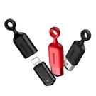 倍思紅外遙控頭紅外線發射器遙控頭萬能手機遙控器蘋果配件安卓通用型防塵塞