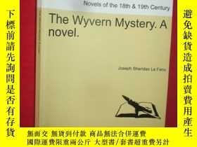 二手書博民逛書店The罕見Wyvern Mystery.A novel. (16