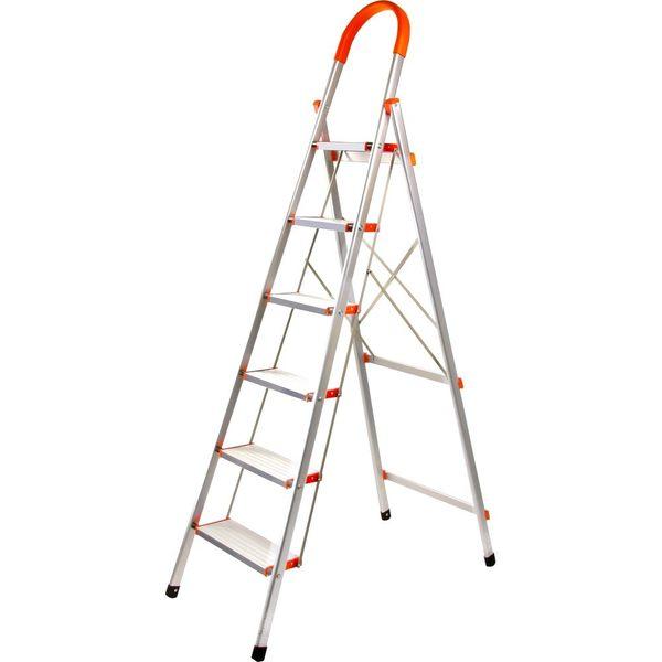 TRENY 加寬鋁製六階扶手梯
