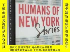 二手書博民逛書店Humans罕見of New York: StoriesY191