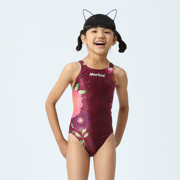 ≡MARIUM≡ 小女競賽型泳裝 MAR-4009WJ