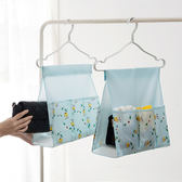 ✭慢思行✭【N257 】多 包包掛袋印花收納防水大容量衣櫃門後襪子內衣收納包