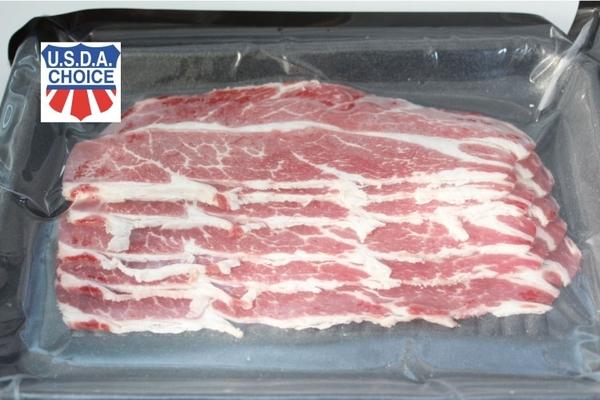 IDEA 現貨 美國CHOICE 牛小排 牛內片 火鍋肉片 烤肉片 200g 牛肉