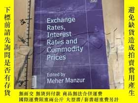 二手書博民逛書店Exchange罕見Rates, Interest Rates