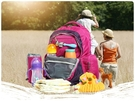 【多功能媽咪包】附保溫袋 大容量外出多隔母嬰包 雙肩包 後背包 可吊掛嬰兒車包 鋁箔