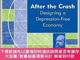 二手書博民逛書店預訂After罕見The Crash - Designing A Depression-Free Economy奇