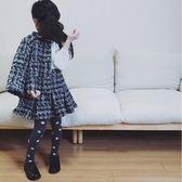 春秋新款兒童金絲圓點連褲襪男女童寶寶無骨打底襪子