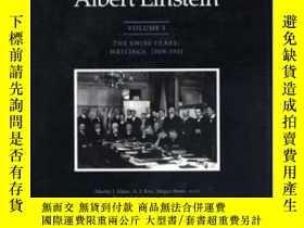 二手書博民逛書店The罕見Collected Papers Of Albert Einstein, Volume 3Y2555