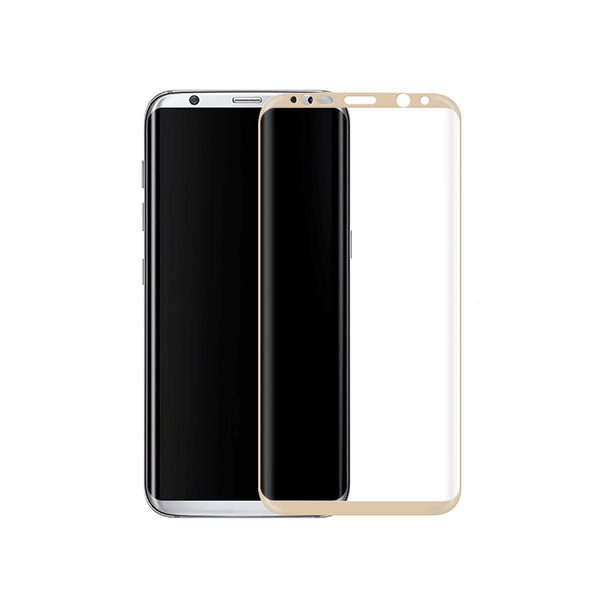 Samsung Galaxy S9/S9 Plus滿版3D曲面鋼化玻璃膜