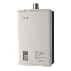 強制排氣型熱水器_林內_RUA-1621WF-DX