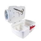 手電筒醫藥箱(白色) /內容物需另行購買