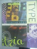 【書寶二手書T2/設計_YFQ】Creative Edge: Type_Harper Collins