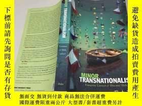 二手書博民逛書店MINOR罕見TRANSNATIONALISMY32721 看圖