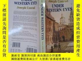 二手書博民逛書店Under罕見Western Eyes(詳見圖)Y6583 Joseph Conrad (Author) 詳