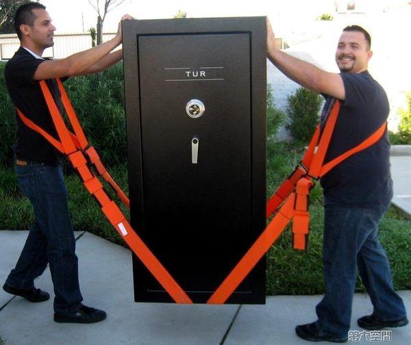搬運帶 搬家神器背帶款家用繩子搬家具帶冰箱搬運帶尼龍繩重物搬家帶肩帶 第六空間