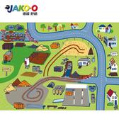 JAKO-O德國野酷-遊戲地墊-建築工地