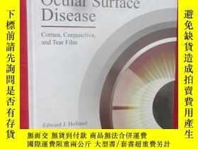 二手書博民逛書店Ocular罕見Surface Disease: Cornea,