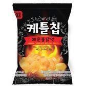 cosmos英式厚脆洋芋片(辣雞風味) 240g/10包