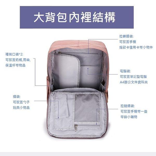 Heine海恩親子包買大送小 媽媽包兒童包旅行包超強收納功能多夾層聖誕節交換禮物