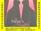 二手書博民逛書店The罕見Twin s Daughter(英文原版)Y208076 Lauren Baratz-Logsted