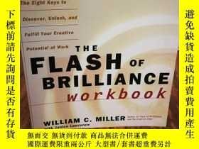 二手書博民逛書店Flash罕見Of Brilliance WorkbookY12
