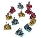 【鼎立資訊】AL-TRON 記憶體散熱片有(金/紅/鈦色)三色可選
