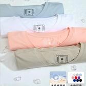 純棉短袖T恤男女士夏季半袖冰絲透氣運動吸汗速幹寬鬆上衣(免運快出)