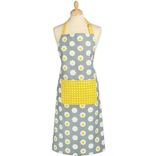《KitchenCraft》平口單袋圍裙(雛菊)