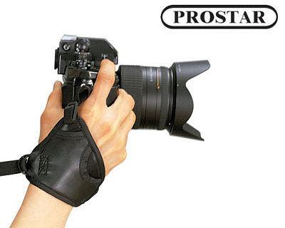 【福笙】PROSTAR CAMERA GRIP-III  M-6743 皮製相機手腕帶 單眼相機手腕帶