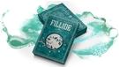 【USPCC撲克】Fillide: 西西里童話 Playing Cards (Acqua) by Jocu S103050267