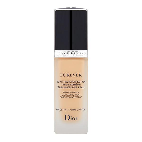 Christian Dior 迪奧 DiorSkin Forever 恆久貼肌完美無瑕粉底液 SPF35 / PA+++1oz, 30ml #010【玫麗網】