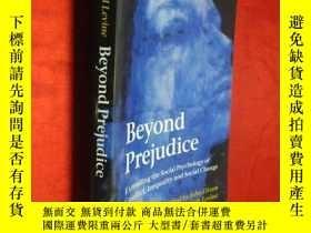 二手書博民逛書店Beyond罕見Prejudice: Extending the