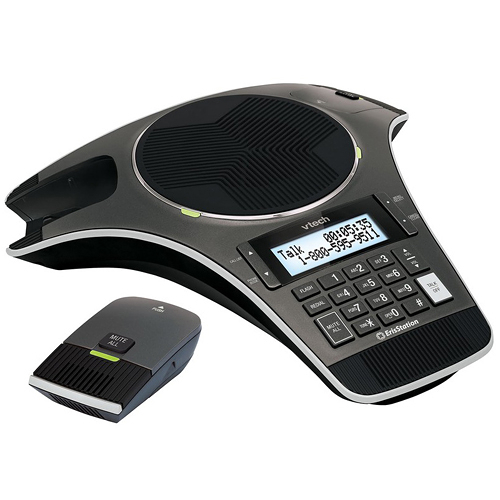 客訂商品請確認後再訂購 無法退換 VTECH VCS702A ErisStation Conference Phone 會議電話